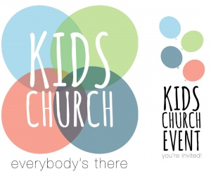 Logo for Kids Church at Lifepoint Church