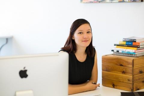 Jen Buchanan - graphic designer